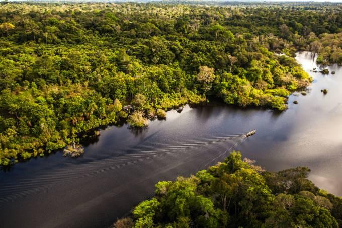 Rio Amazonas, Manaus, Amazonas