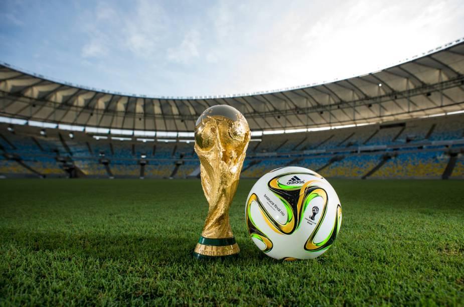 O gramado do Maracanã foi o grande palco da final da Copa do Mundo 2014, entre Alemanha e Argentina, no dia 13 de julho; o time alemão fez um gol na prorrogação e levou a taça