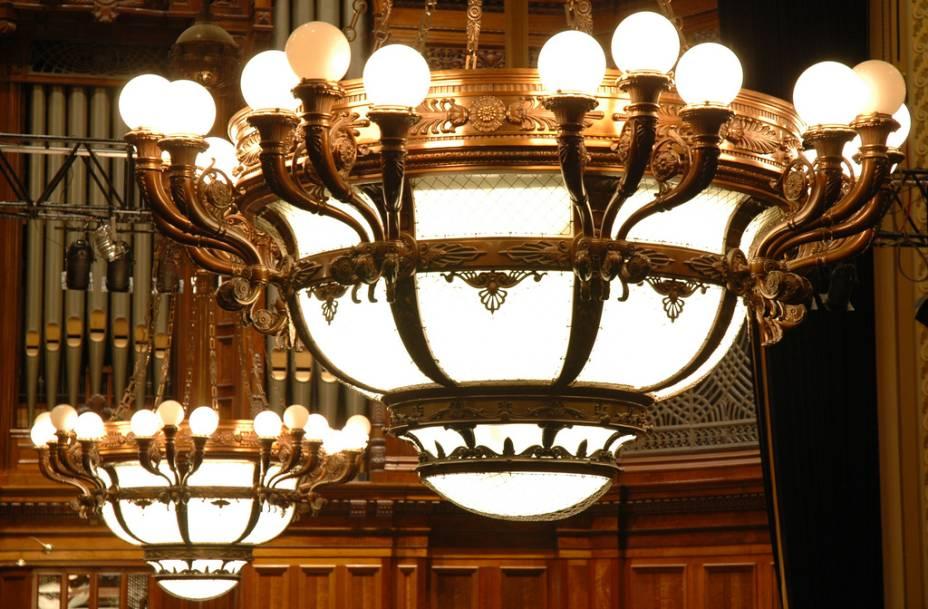Melbourne Town Hall Auditorium