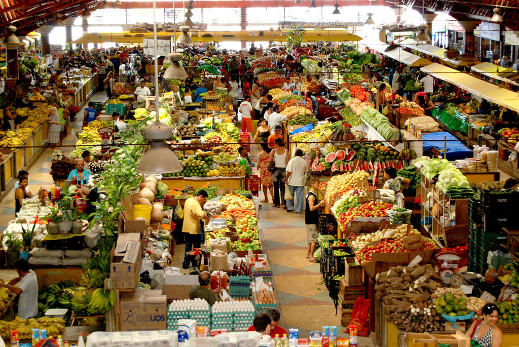 Mercado Albano franco, Aracaju (SE)