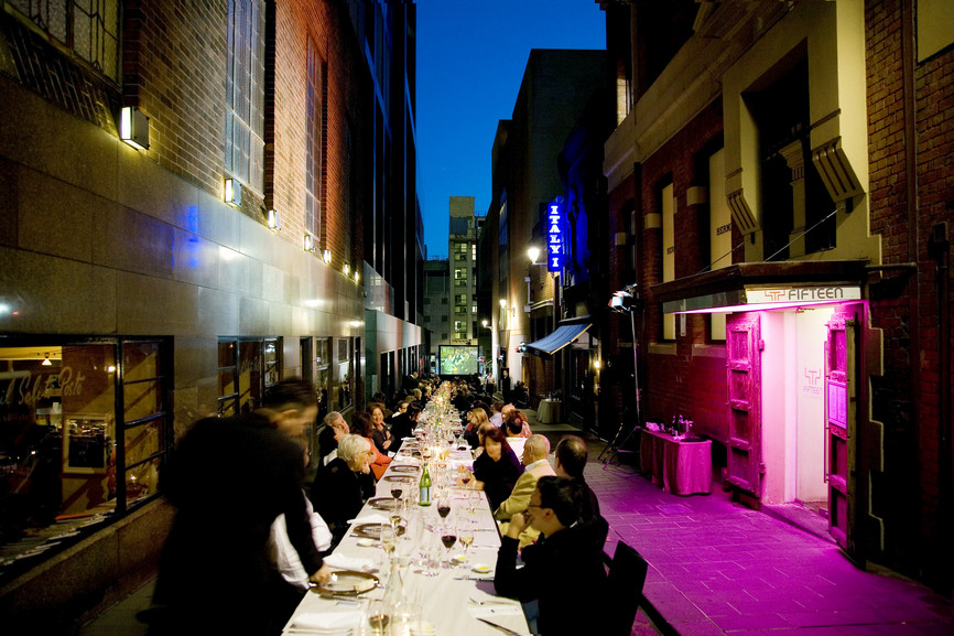 OMelbourne Food and Wine Festival é uma boa oportunidade para conhecer um pouco mais da cozinha contemporânea australiana