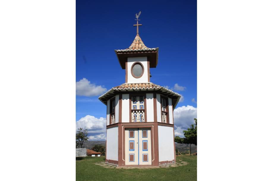 Igreja Nossa Senhora do Rosário em Milho Verde, Minas Gerais
