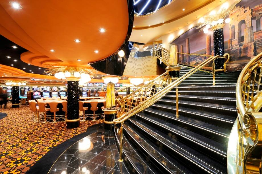 Milleniium Star Casino do MSC Preziosa