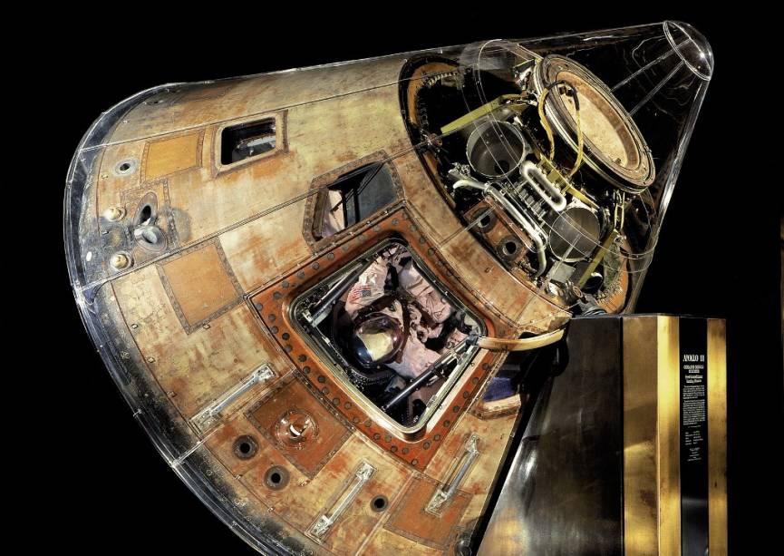 Mais popular dos museus Smithsonian, o poderoso Air and Space guarda marcos da corrida espacial como o módulo lunar Columbia, utilizado na pioneira missão Apollo 11, a primeira a levar o homem à Lua, em 1969.<strong>Grátis diariamente.</strong>