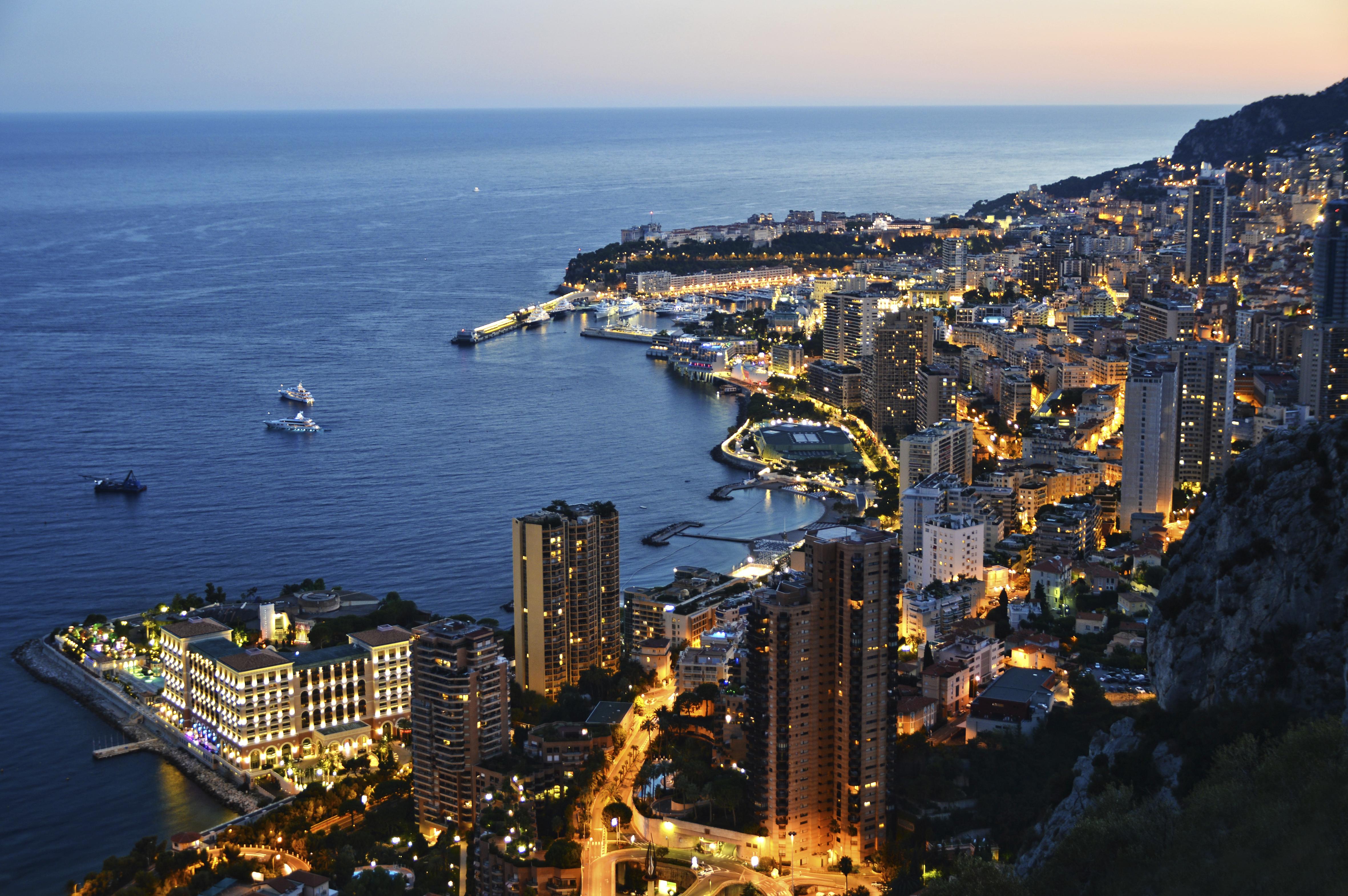 Monaco istock