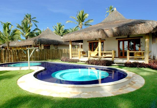 Bangalô Moorea Master do Kiaroa Eco-Luxury Resort, em Barra Grande, Maraú, Bahia