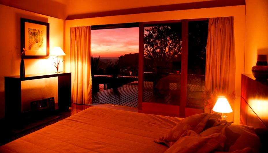 """Chalé """"Morada Paraíso"""", do hotel Kuriuwa, em Monte Verde, Minas Gerais"""