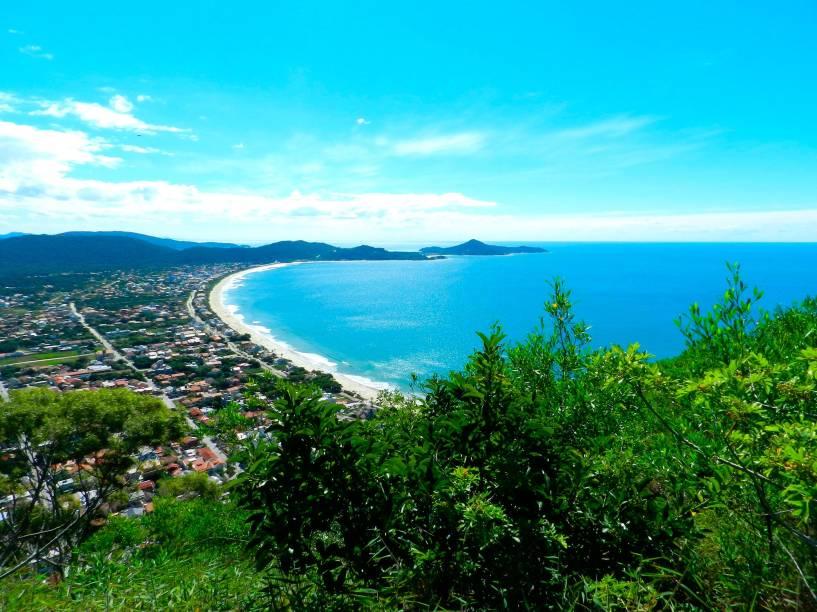 Vista do Morro do Macado