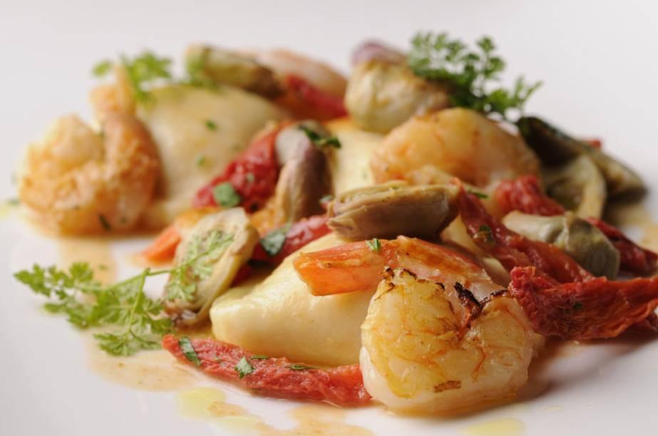 O Fasano al Mare é um dos melhores restaurantes do Rio de Janeiro