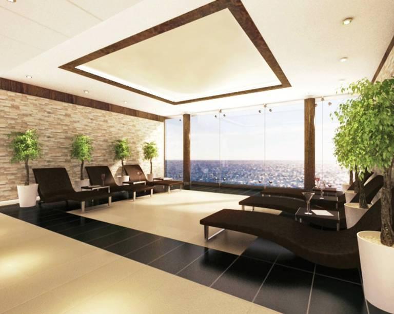O spa oferece tratamentos estéticos e relaxantes
