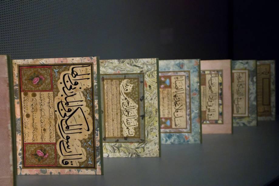 Exposição no Museu de Arte Islâmica de Doha