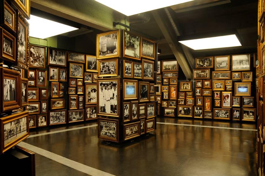 """Seminários e debates futebolísticos acontecem em maio no <strong><a href=""""http://viajeaqui.abril.com.br/estabelecimentos/br-sp-sao-paulo-atracao-museu-do-futebol"""" rel=""""Museu do Futebol"""" target=""""_blank"""">Museu do Futebol</a></strong>"""