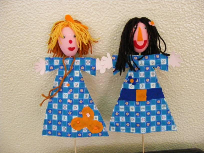 Oficina de marionetes dos domingos em família, no Museu do Oriente