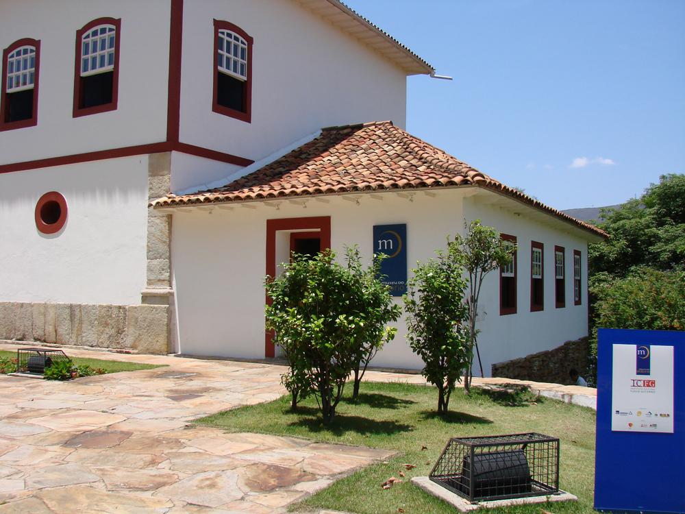 Museu do Oratório, em Outro Preto