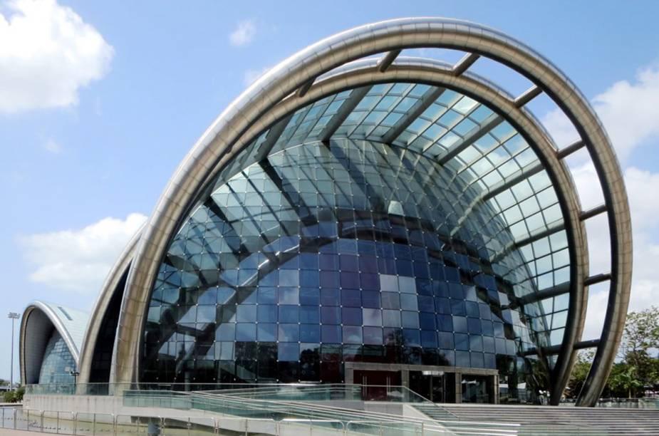 Academia Nacional de Artes Cênicas, em Porto Espanha, Trinidad