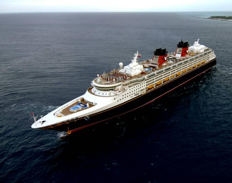 O Disney Wonder é um dos navios que receberá as apresentações inspiradas no filme Frozen a partir do verão de 2015
