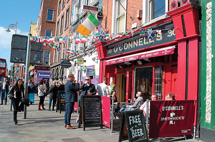 O'Connell's Pub, Dublin