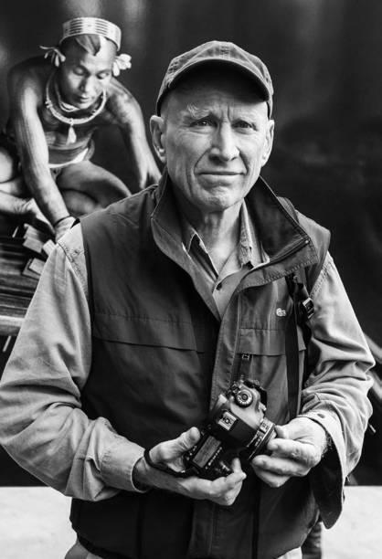 O fotógrafo Sebastião Salgado, o gênio por trás da exposição