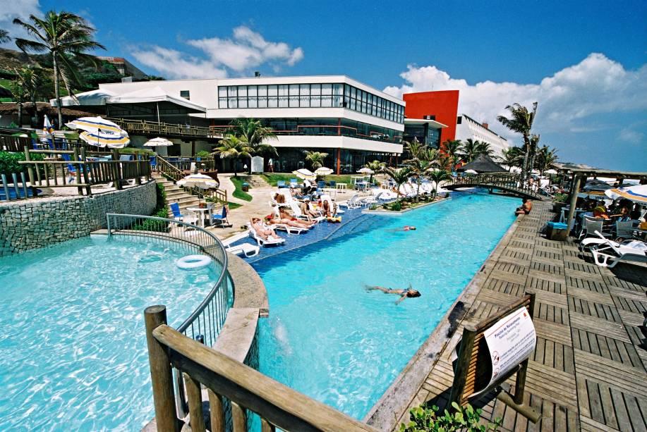 """<strong>OCEAN PALACE </strong>    As sete noites em <a href=""""http://viajeaqui.abril.com.br/cidades/br-rn-natal"""" rel=""""Natal"""">Natal</a> são no <a href=""""http://viajeaqui.abril.com.br/estabelecimentos/br-rn-natal-hospedagem-ocean-palace-beach-resort-bungalows"""" rel=""""Ocean Palace"""">Ocean Palace</a>, dotado de parque aquático com oito piscinas, três hidros e piscina de correnteza. A área de lazer conta ainda com cinema, sauna e academia de pilates.    <strong>Quando:</strong> Em 30 de março <strong>Quem leva:</strong> A <a href=""""http://visualturismo.com.br/"""" rel=""""Visual"""">Visual</a> (11 3235- 2000) <strong>Quanto:</strong> R$ 2 006 - <a href=""""http://www.oceanpalace.com.br/"""" rel=""""oceanpalace.com. br"""" target=""""_blank"""">oceanpalace.com. br</a>"""