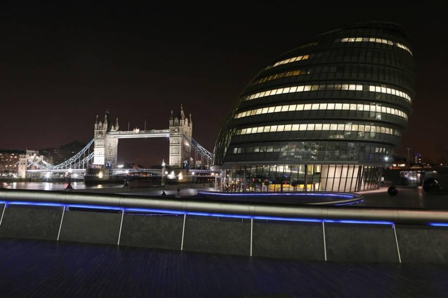 Ponte da Torre de Londres, um dos símbolos perenes da capital do Reino Unido