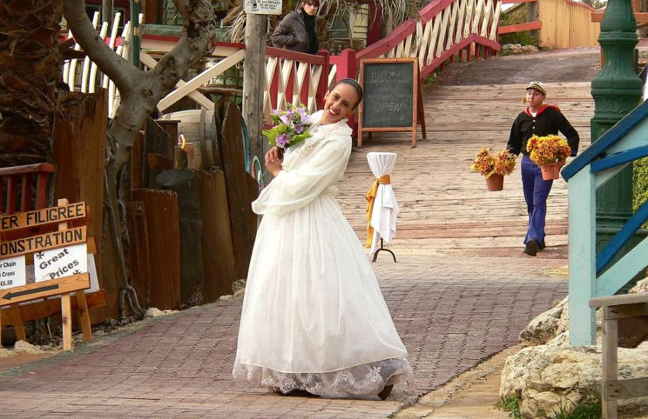 Olívia Palito, razão de briga entre Popeye e seu arquirrival Brutus