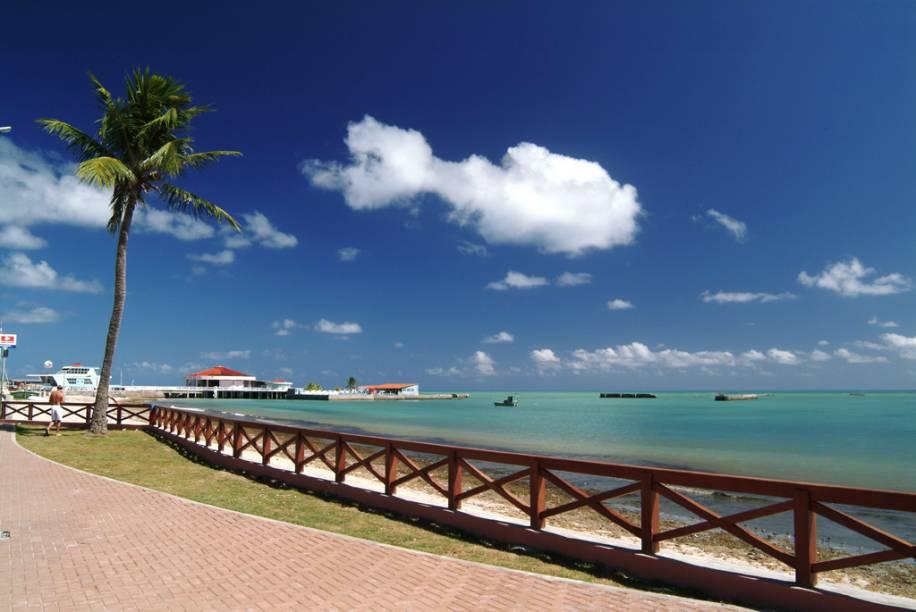 Orla de Maceió, Alagoas