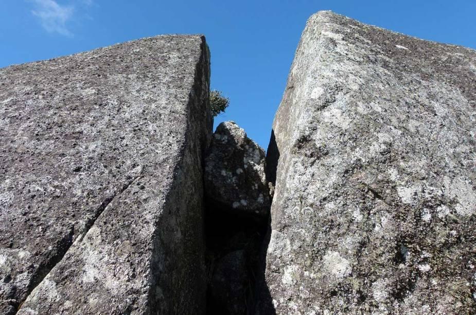 Detalhe da rocha