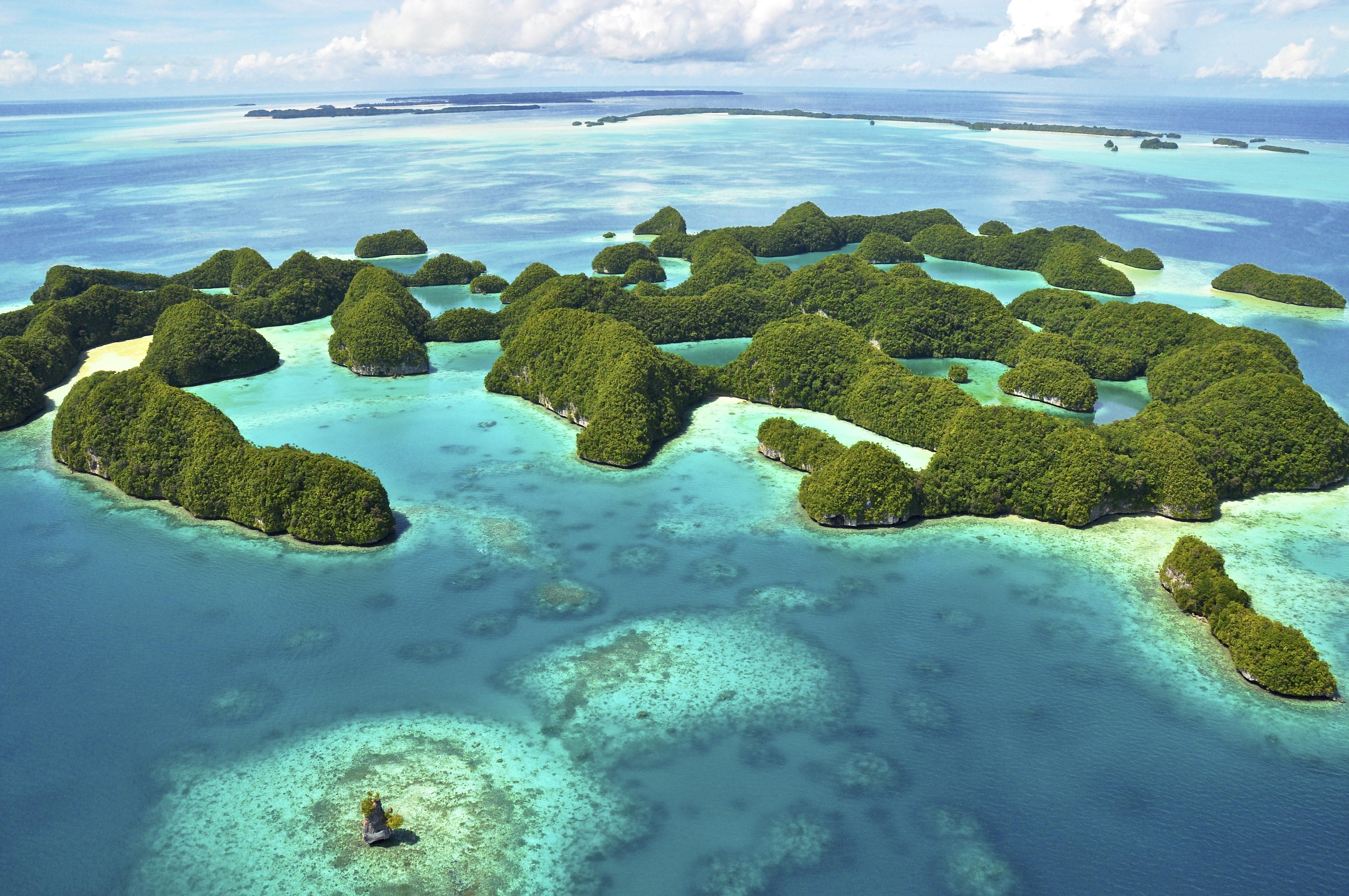 Palau istock