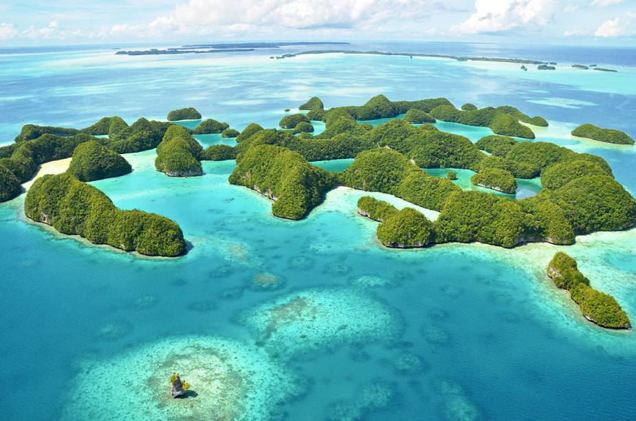 <strong>Palau - Micronésia</strong>