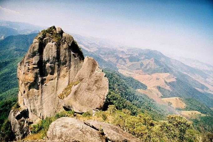 Pedra Selada, em Visconde de Mauá, Rio de Janeiro