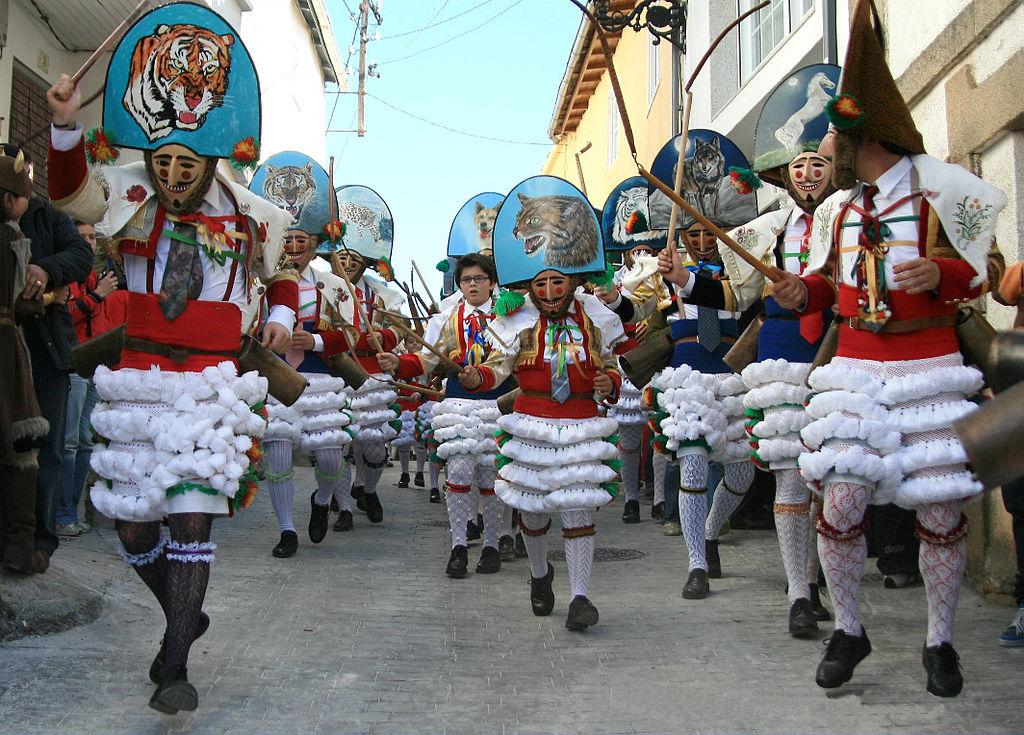 Carnaval dos Peliqueiros (Laza, Espanha)