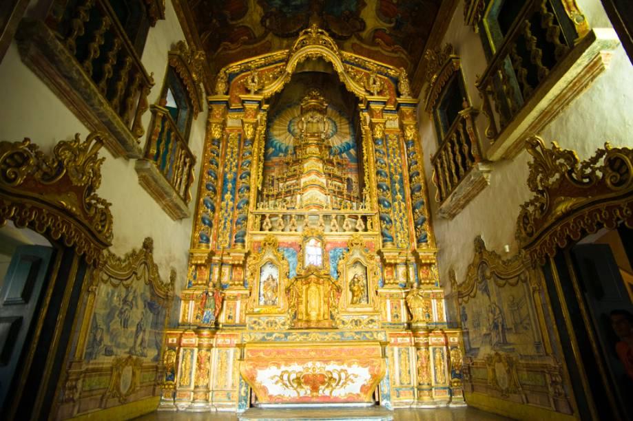 Altar da Igreja de Nossa Senhora da Corrente