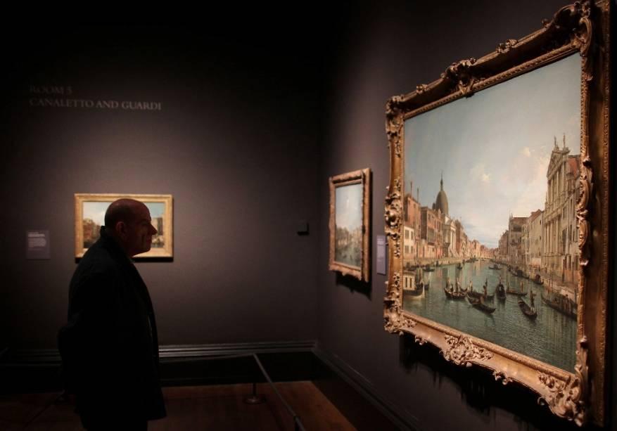 A National Gallery não é só imperdível, mas também é uma atração gratuita