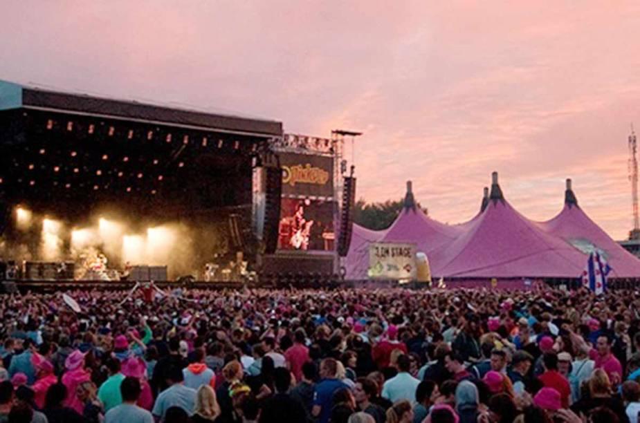 <strong>Pinkpop Festival, Landgraaf </strong>    O festival acontece do dia 7 a 9 de junho. São 3 dias de música com diversos palcos e artistas internacionais.