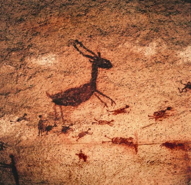 O Parque Nacional Serra da Capivara é considerado parte da lista do Patrimônio Mundialpela UNESCO