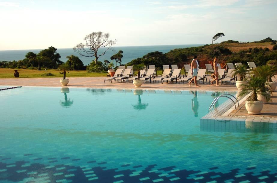 Piscina do Club Med Village Trancoso Resort, Trancoso, Bahia