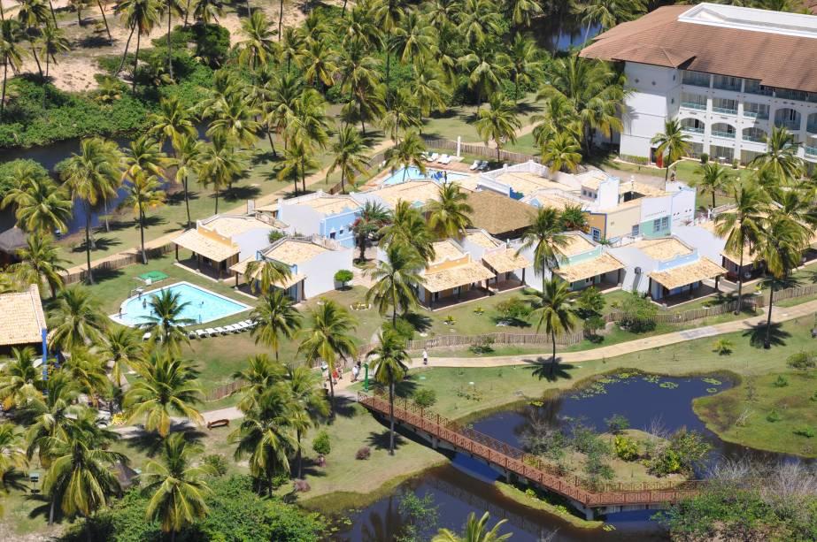 Piscina Sauipe Kids, atração do Sauipe Park, Bahia