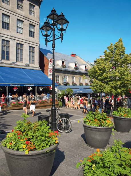 A Place Jacques Cartier, epicentro do que há de bom em Montreal