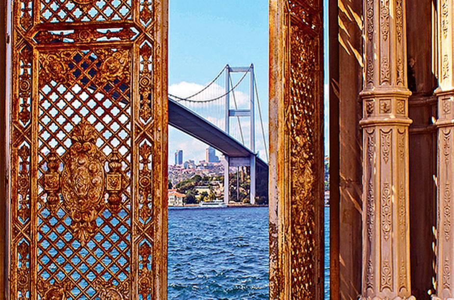 Porta do Dolmabahçe
