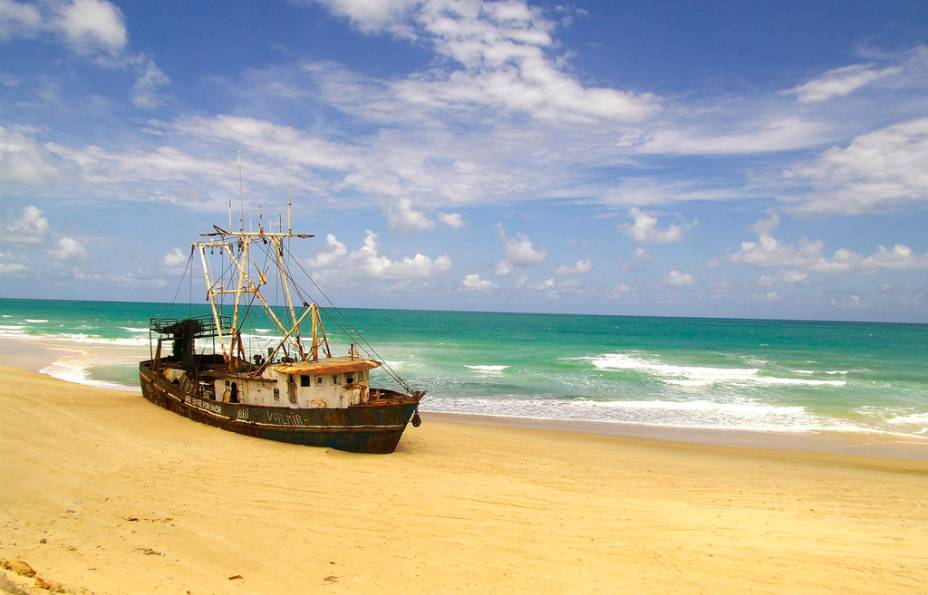 Praia Búzios, em Natal (RN)