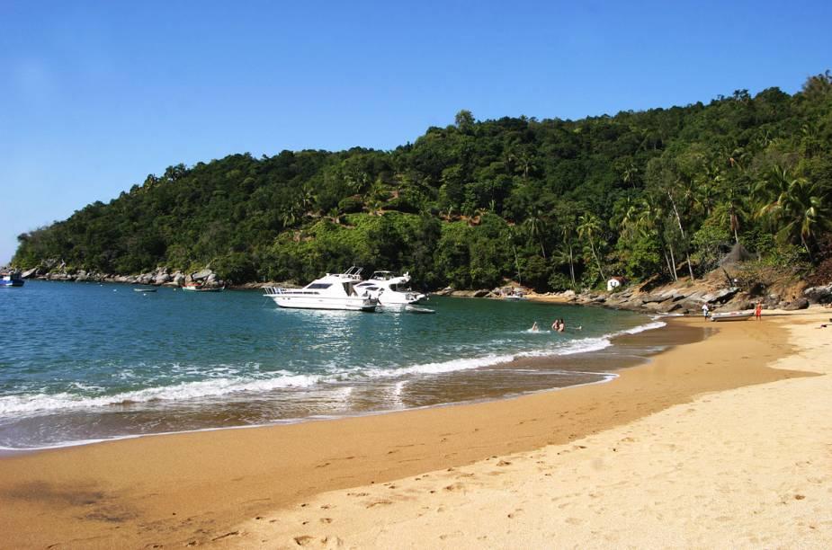 Praia da Fome, que tem três estrelas no Guia Quatro Rodas