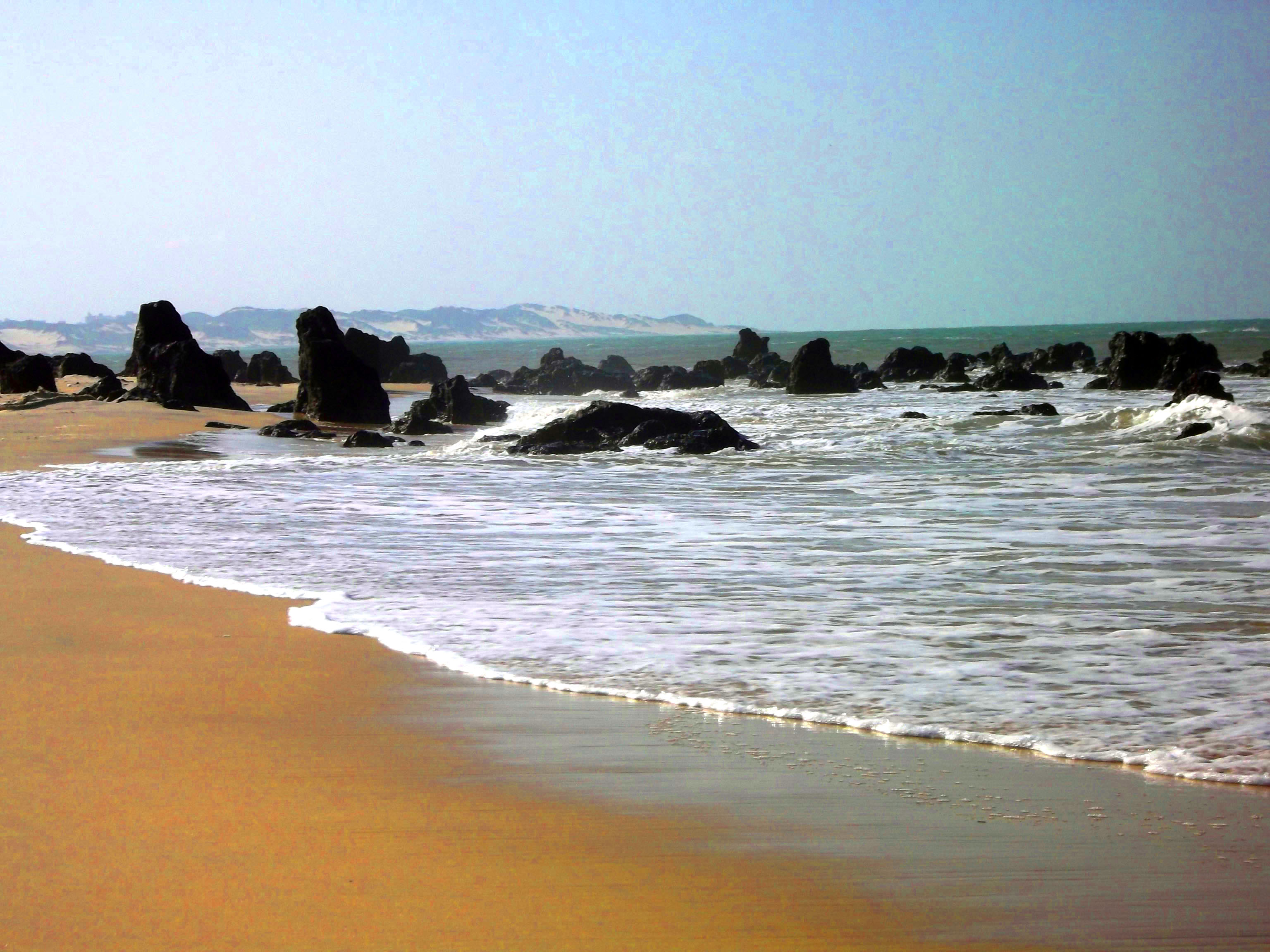 Praia de Maracajaú, Natal, Rio Grande do Norte