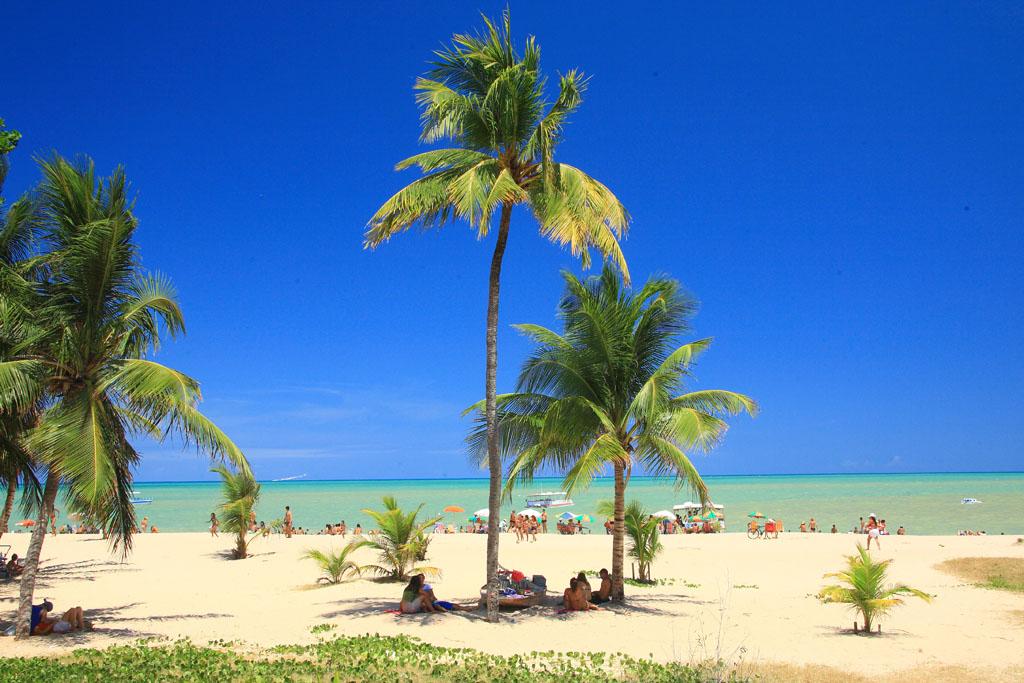 Praia de Tambaú, na Paraíba