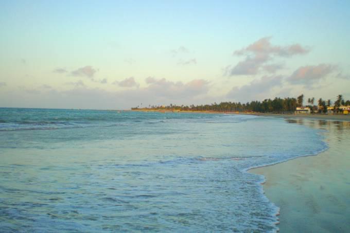 Praia Icaraí de Amontada, Icaraí de Amontada, Ceará