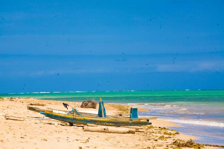 Praia Patacho, São Miguel dos Milagres