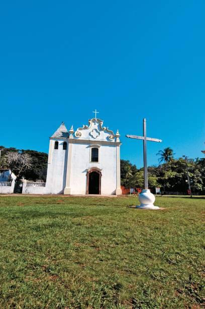 Igreja Nossa Senhora da Pena, padroeira da cidade, no Centro Histórico da Cidade Alta