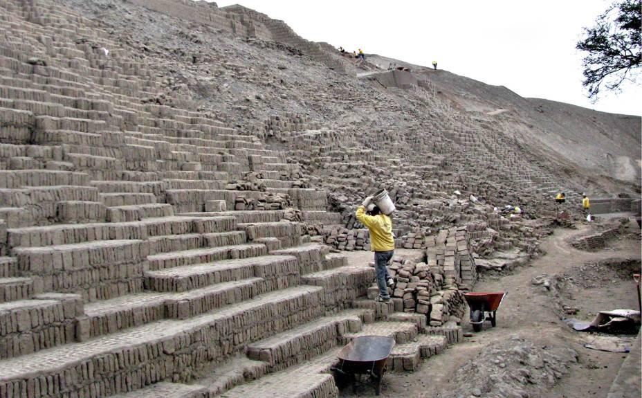 Depois de 30 anos de escavações, estudiosos acreditam que os principais templos ainda não foram explorados