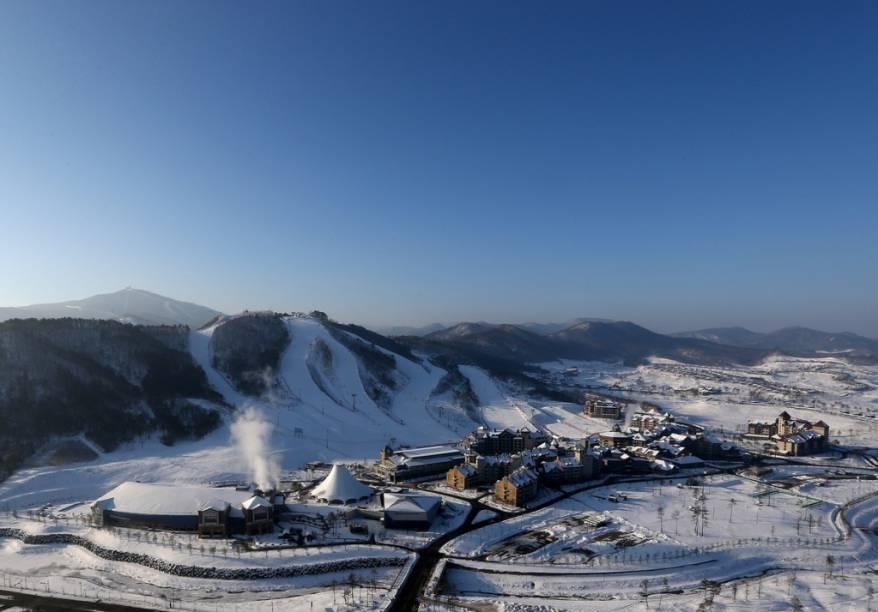 Pyeongchang será a sede dos Jogos Olímpicos de Inverno em 2018