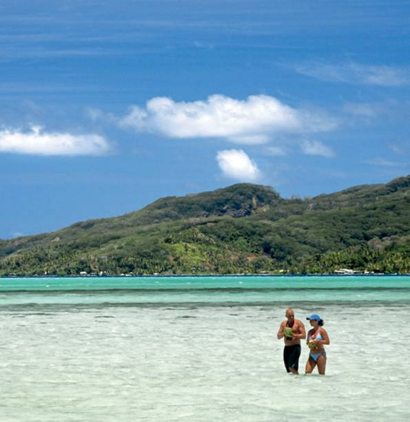 Raiatea, Taiti