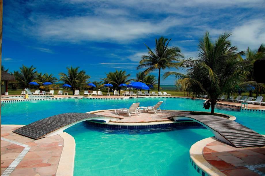 Resort Costa Brasilis, Praia de Santo André, Bahia
